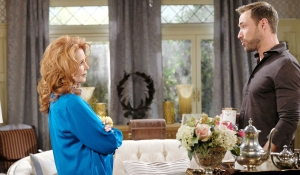 rex talks maggie about sarah days of our lives