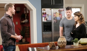 rex talks sarah eric about relations days of our lives