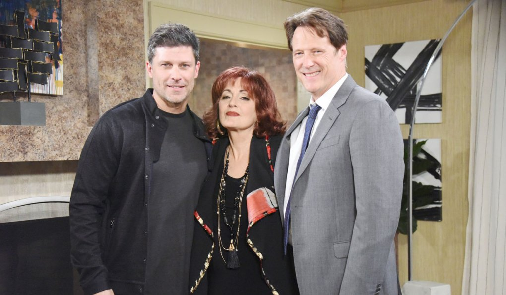 robin strasser debuts as vivian alamain on days of our lives