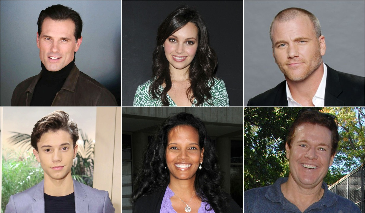 soap alum news august 13 days f our lives young and restless bold and beautiful guiding light