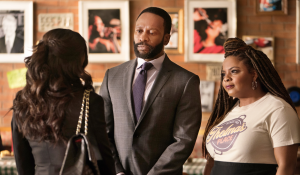 Titus and Rondell face Stephanie on Ambitions