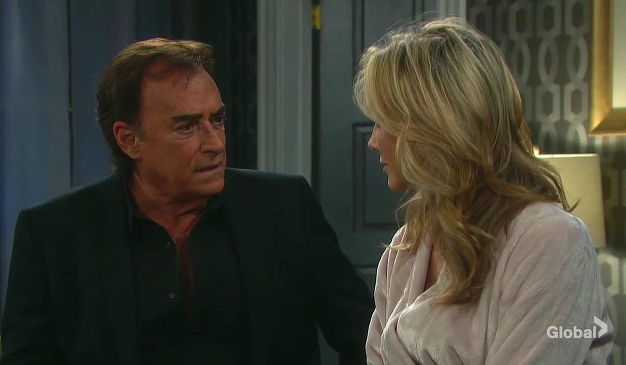kristen threatens tony days of our lives