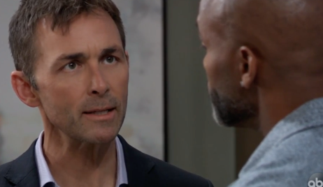 Valentin makes Curtis an offer on General Hospital