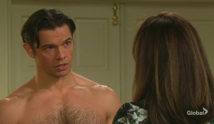 xander shirtless days of our lives