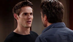 Adam horrified by Nick Young and Restless