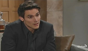 Adam learns Sharon was drugged Young and Restless