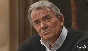Adam visits Victor Young and Restless