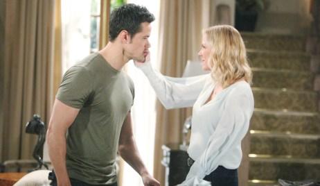 Brooke slaps Thomas Bold and Beautiful