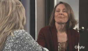 Carly meets Gladys General Hospital
