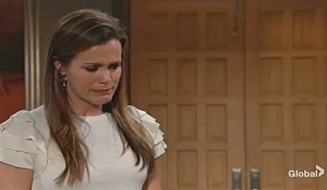 Chelsea tells Adam she's sorry Young and Restless