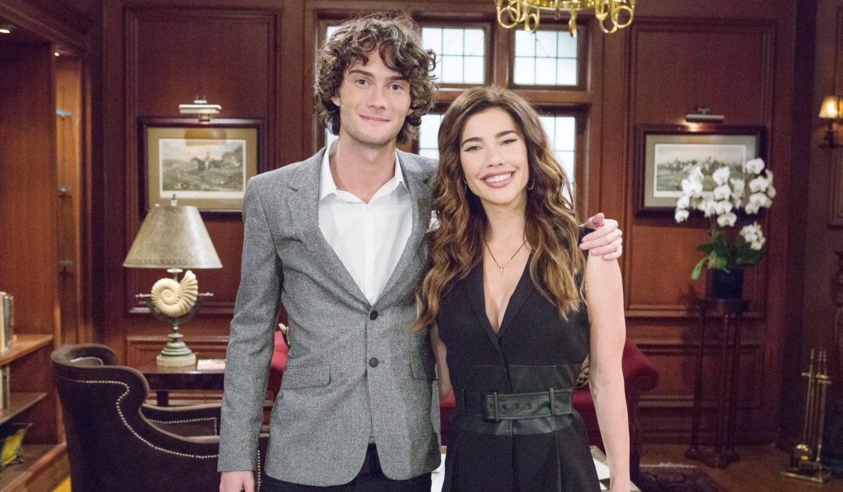 Collin and Steffy Bold and Beautiful