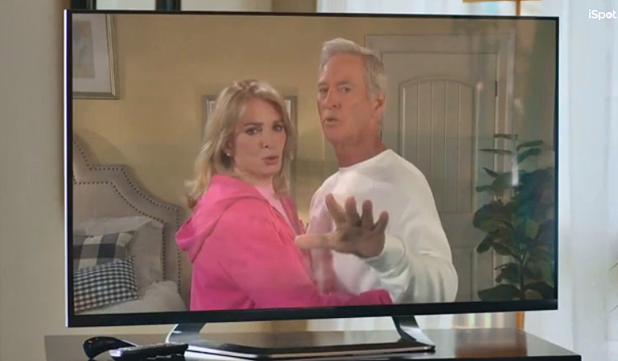 Deidre Hall, Drake Hogestyn Tide, NFL Days of our Lives