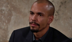 Devon at will reading Young and Restless