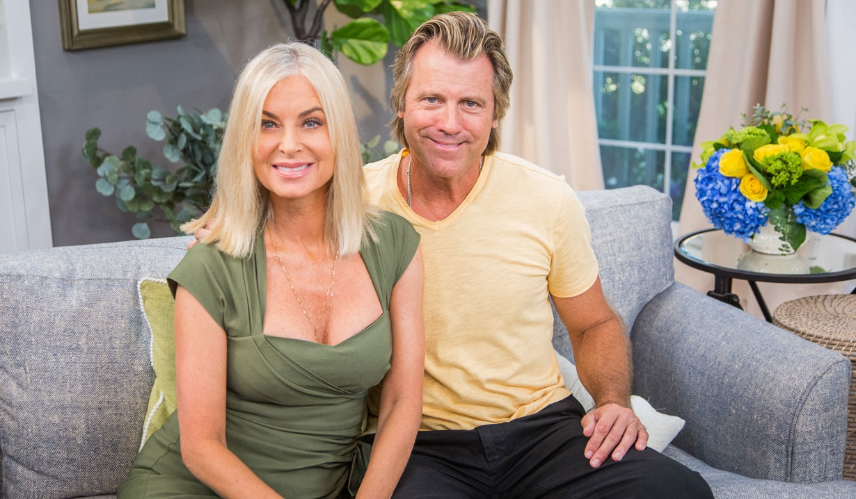 Eileen Davidson, Vince Van Patten Home & Family YR