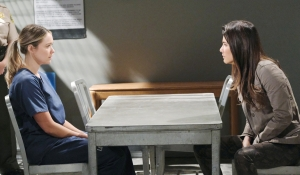 Flo faces Steffy Bold and Beautiful