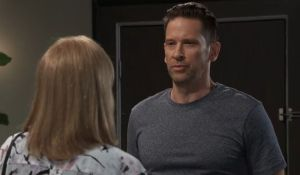 Franco asks Monica what she wants General Hospital