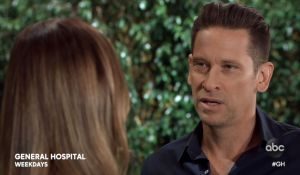 Franco and Kim talk about her past with Drew General Hospital