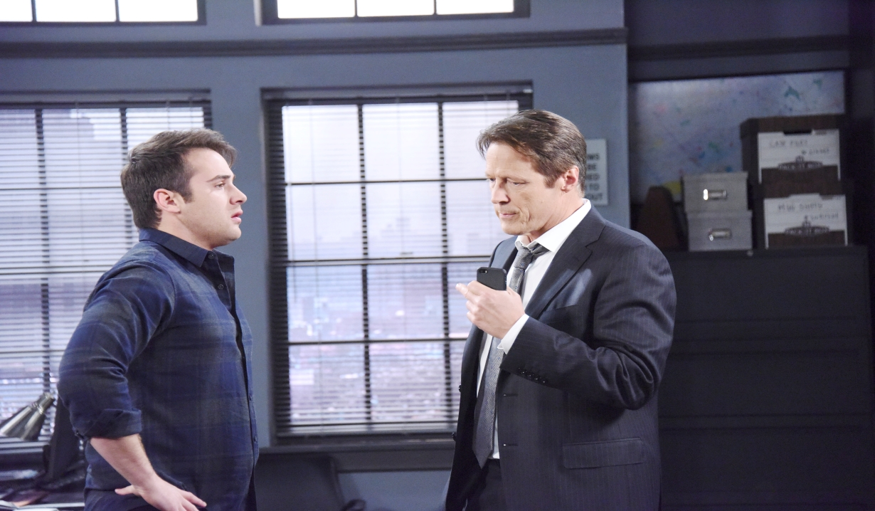 Jack and JJ discuss Jenn Days of our Lives