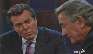 Jack opens up to Victor Young and Restless