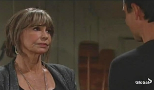 Jill implores Billy Young and Restless