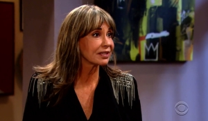 Jill reacts to Devon's news Young and Restless