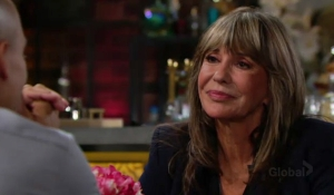 Jill talks to Devon Young and Restless