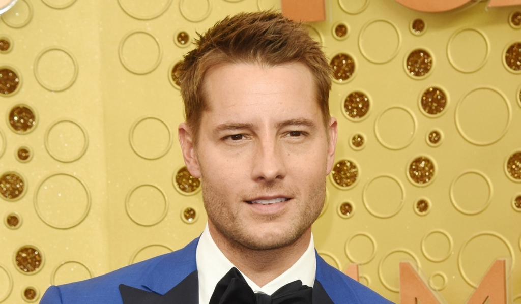 Video: Justin Hartley Teases This Is Us, Secrets From Chrishell Hartley
