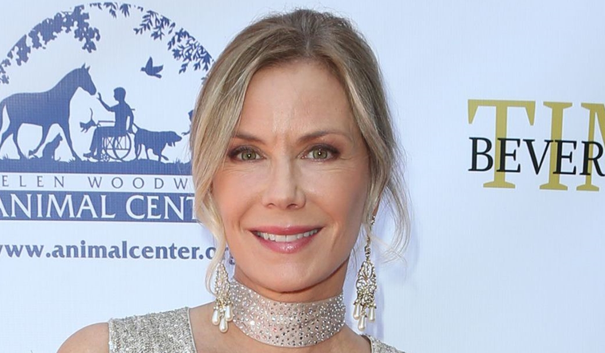 Bold and the Beautiful News: Katherine Kelly Lang Joins Greece's 8 ...