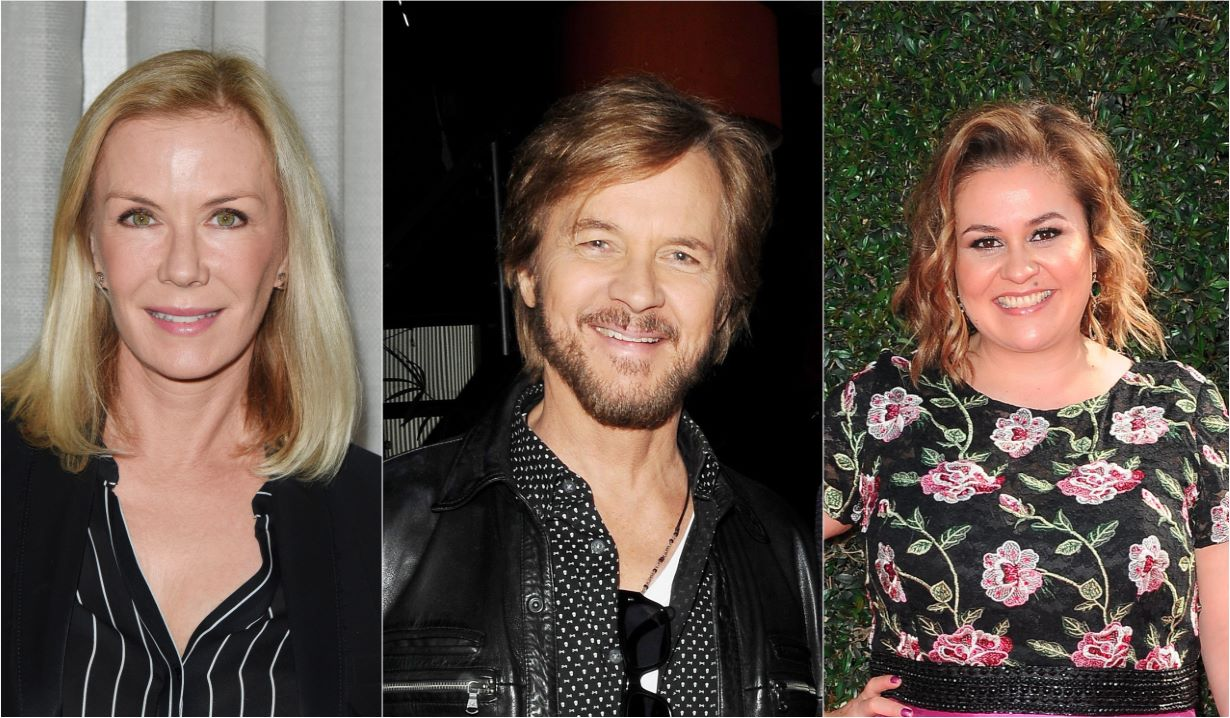 Soap Opera News Katherine Kelly Lang Stephen Nichols Angelica Mcdaniel Soaps News Soaps Com
