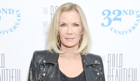 Katherine Kelly Lang mom surprise Bold and Beautiful