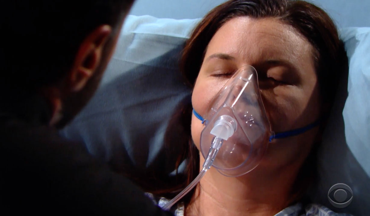 Katie hospitalized on Bold and the Beautiful