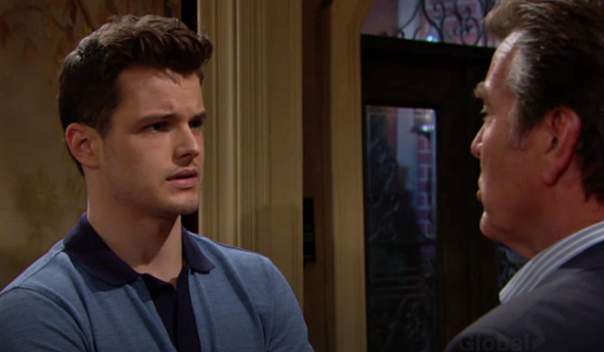 Kyle questions Jack Young and Restless
