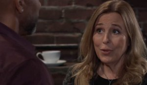 Laura warns Curtis about Helena on General Hospital
