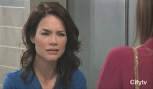Liz confronts Kim General Hospital