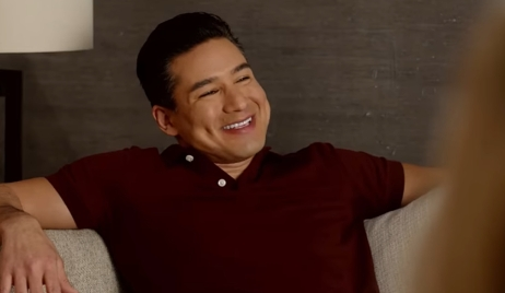 Mario Lopez as AC Slater Saved By the Bell reboot Bold and Beautiful