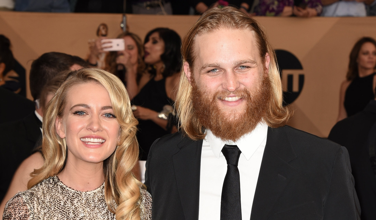 Meredith Hagner Wyatt Russell married As the World Turns