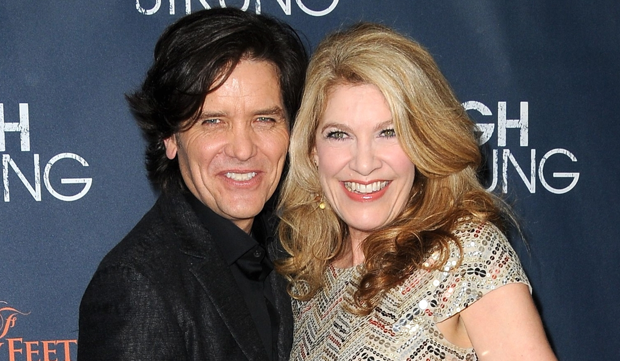 Michael Damian, Janeen Damian High Strung Free Dance Young and Restless