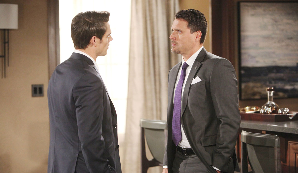 Nick accuses Adam on Young and the Restless