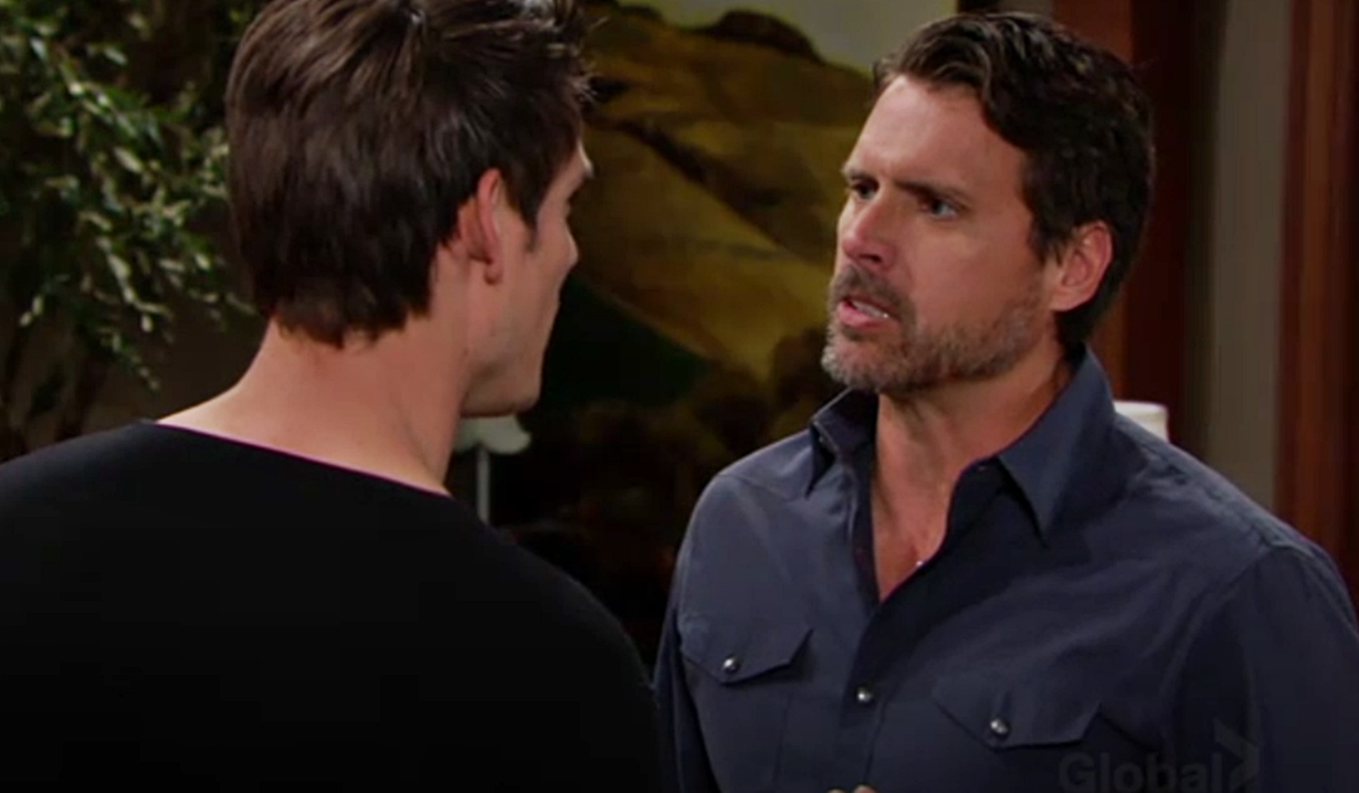 Nick accuses Adam Young and Restless