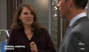 Obrecht goads Valentin General Hospital