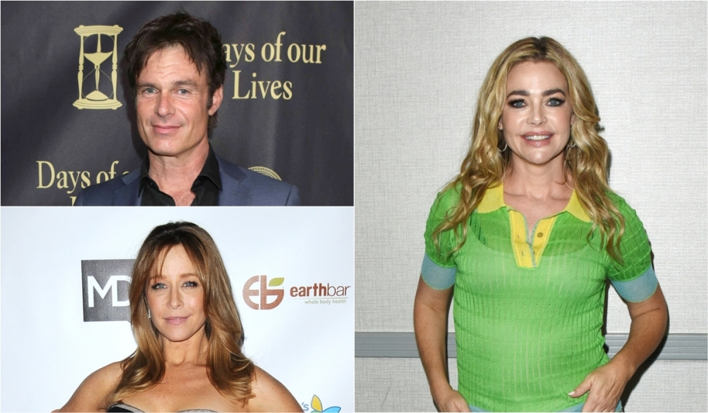 Denise Richards & Patrick Muldoon Star in 'My Adventures With Santa'