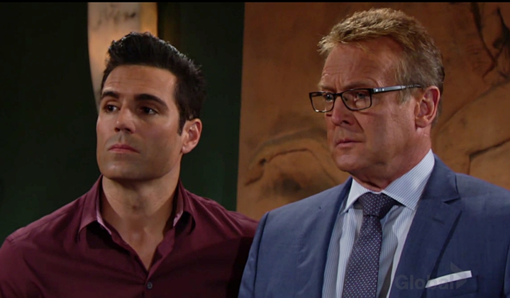 Rey and Paul investigate Victoria Young and Restless