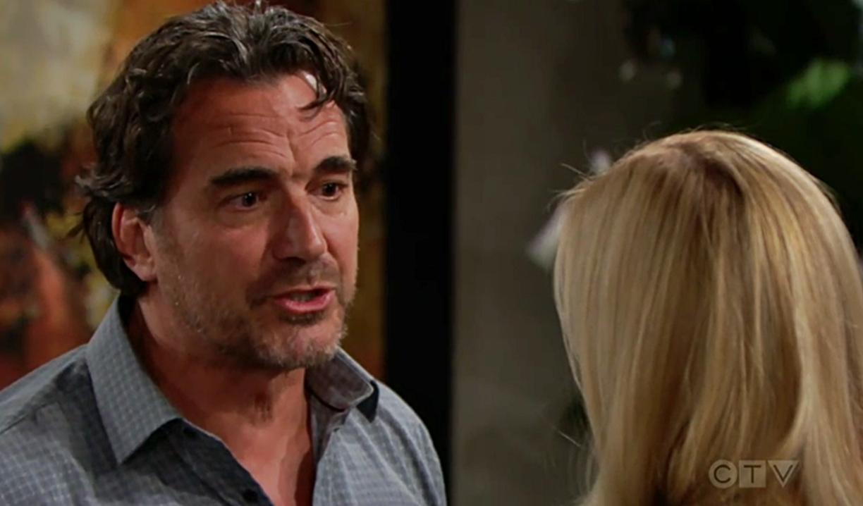 Ridge and Brooke clash Bold and Beautiful