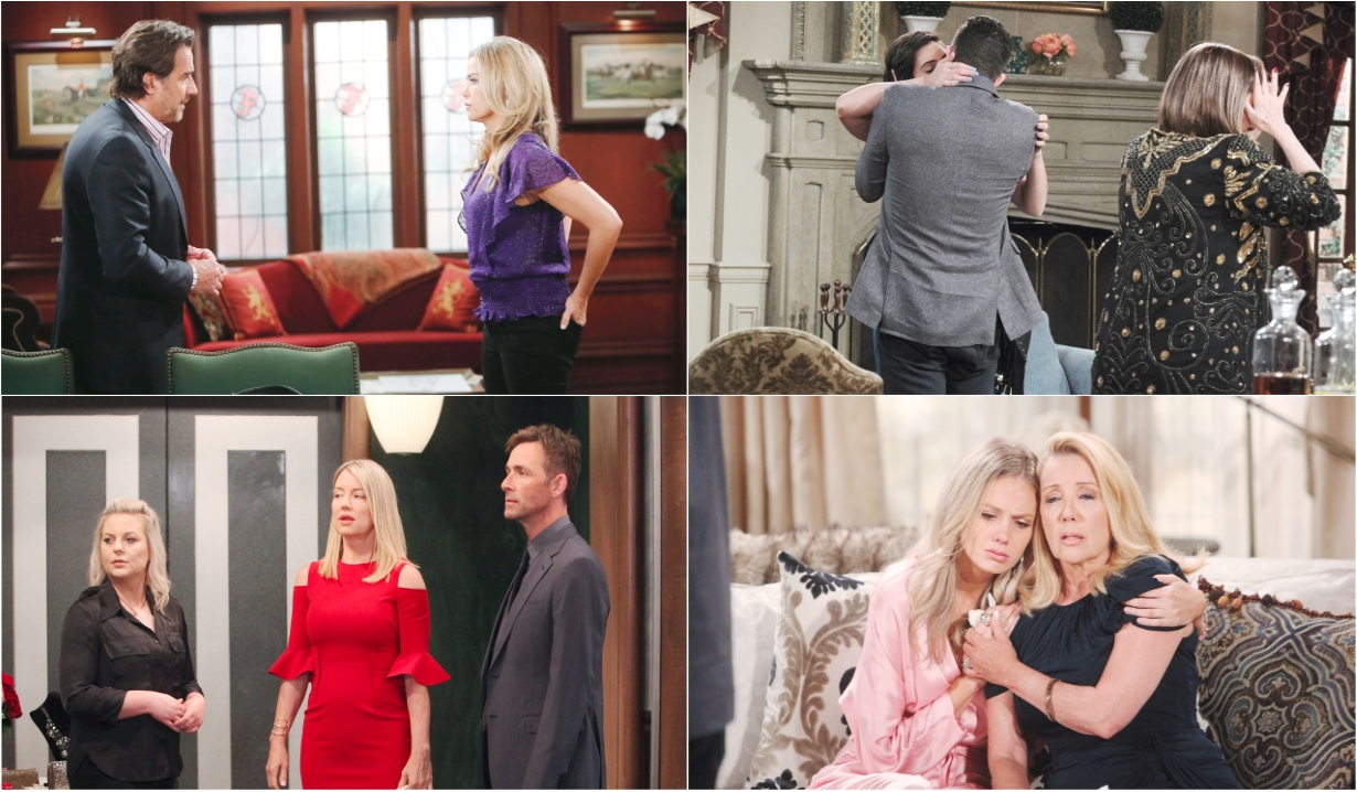 9-30-19 spoilers for bold and beautiful days of our lives general hospital young and restless