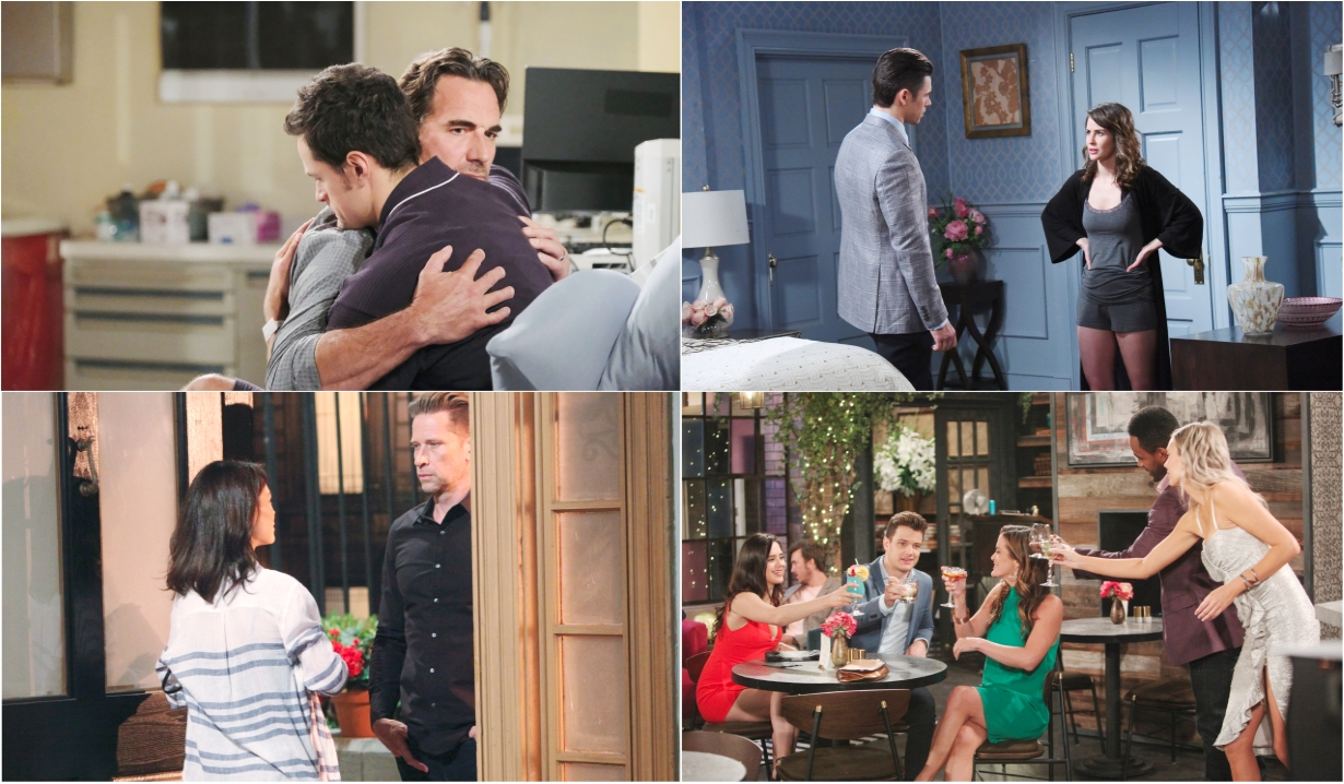9-9-19 spoilers for bold and beautiful days of our lives general hospital young and restless