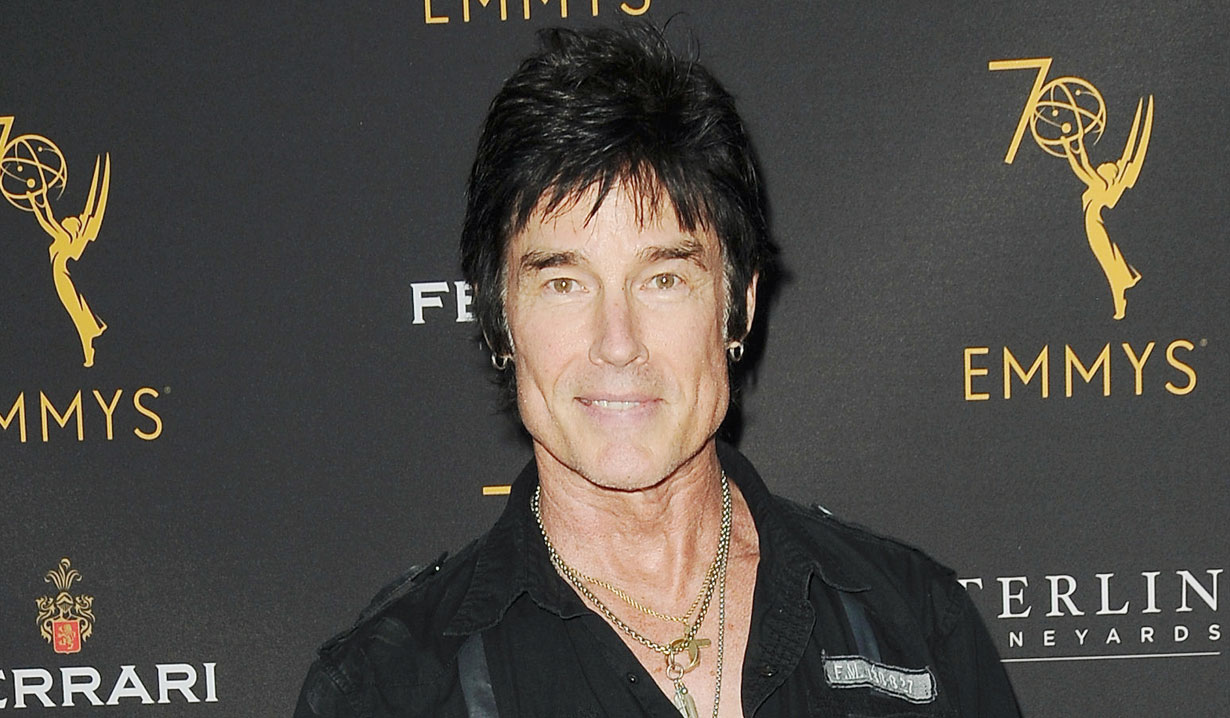 Ronn Moss of Bold and the Beautiful