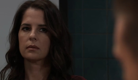 Jason and Sam are questioned General Hospital