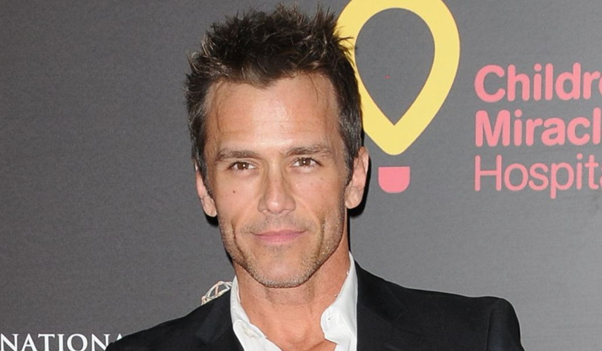 Scott Reeves The Resident Young and Restless