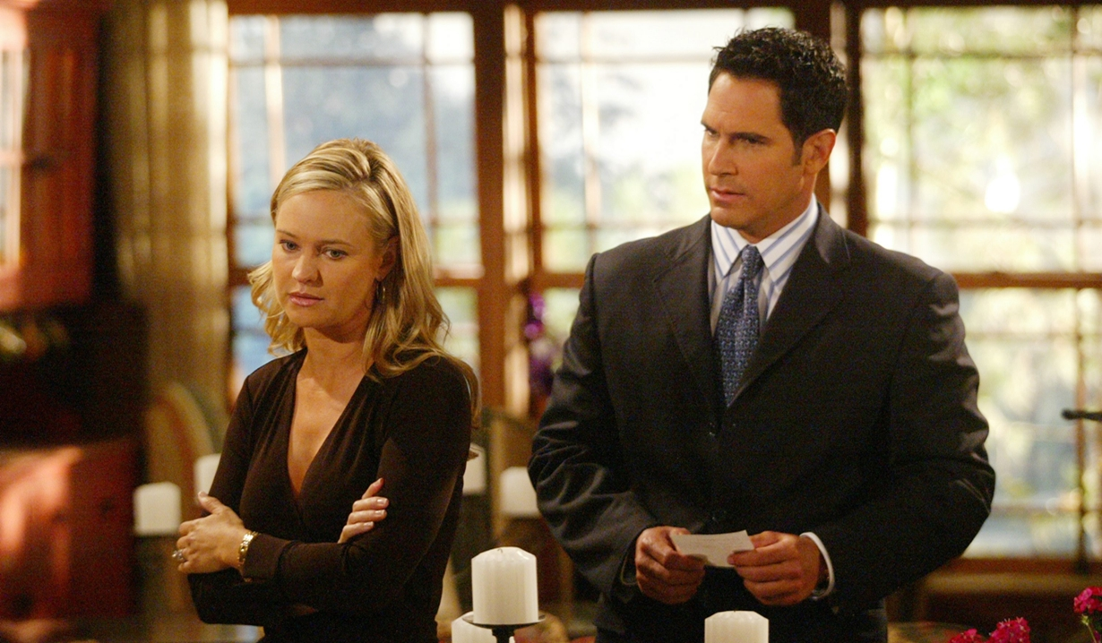 Sharon and Brad Young and Restless