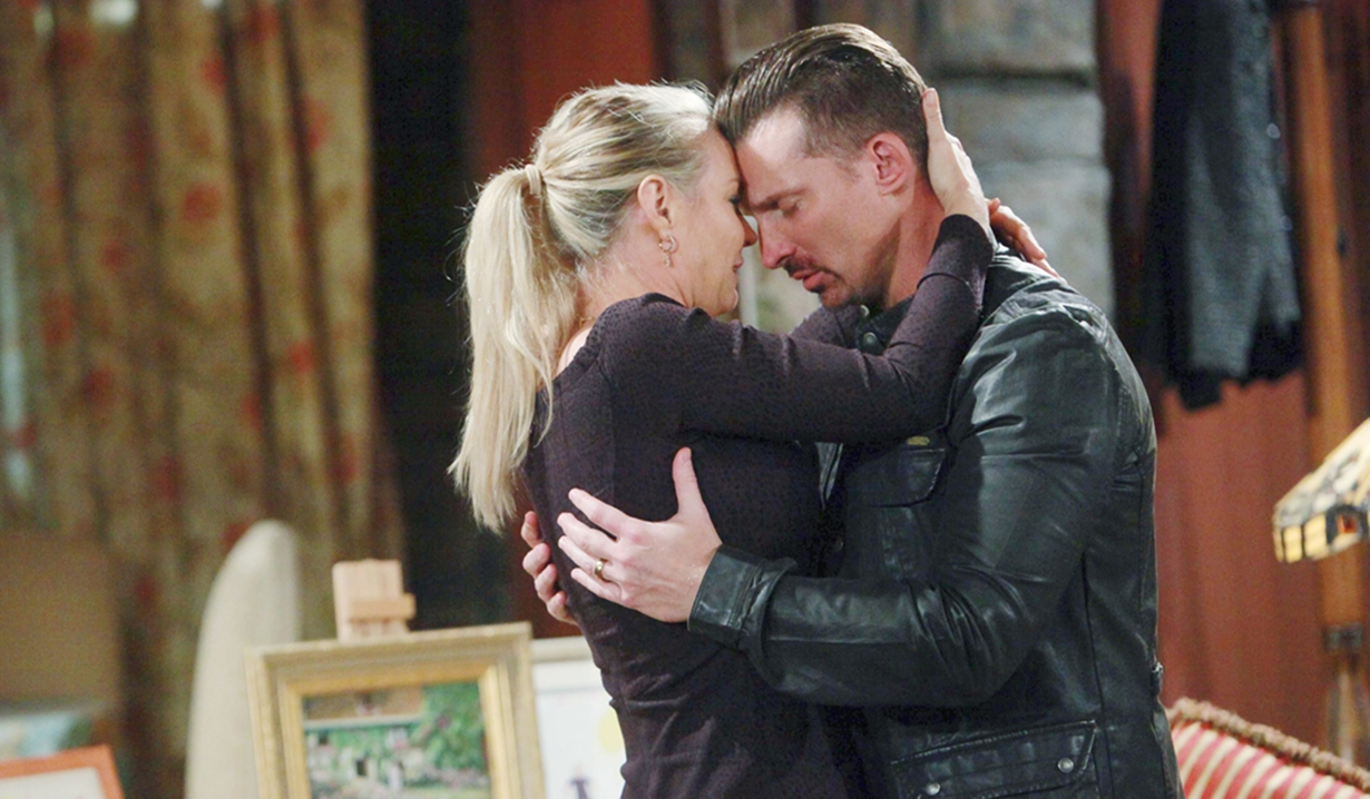 Sharon and Dylan Young and Restless